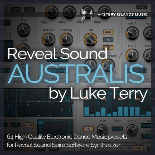 Luke Terry Australis Reveal Sound Spire Soundset
