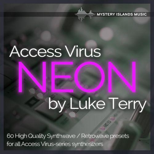 Luke Terry Neon Access Virus Soundset