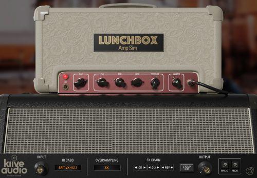 Lunchbox Amp Sim