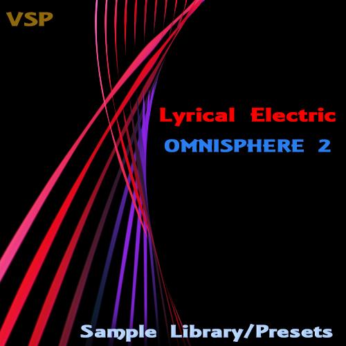 Lyrical Electric for Omnisphere 2