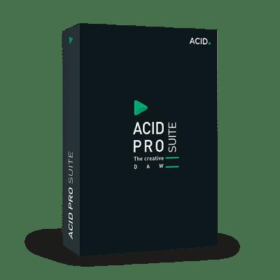 ACID Pro 10 Suite