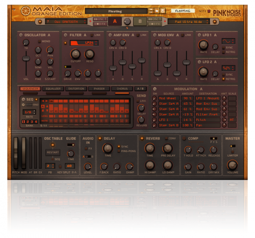 Maia Orange Edition