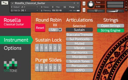 Rosella Classical Guitar