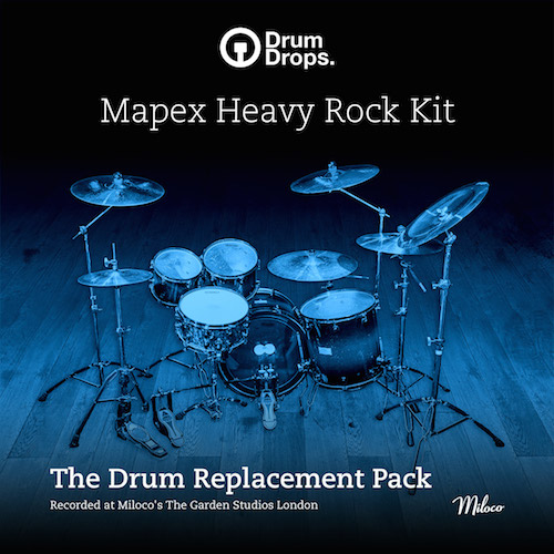 Mapex Heavy Rock Kit - Drum Replacement Pack