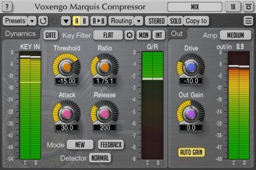 Marquis Universal Compressor