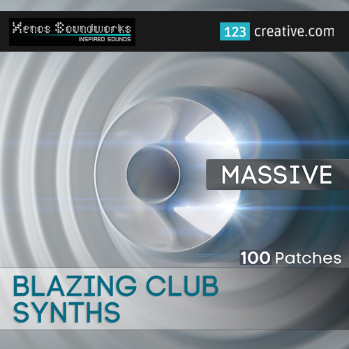 Update: Blazing Club Synths - Massive patches
