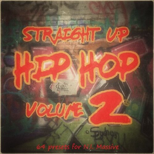 'Straight Up Hip Hop Volume 2' for N.I. Massive