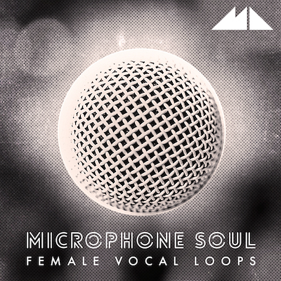 Microphone Soul: Female Vocal Loops
