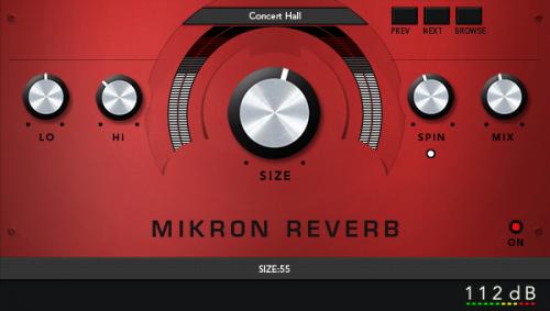 Mikron Reverb