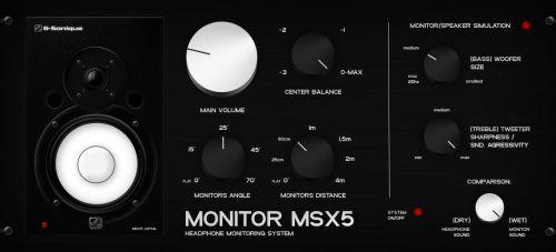 Monitor MSX5
