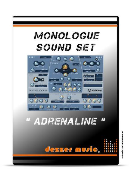 Adrenaline - Sound Set for Steinberg Monologue