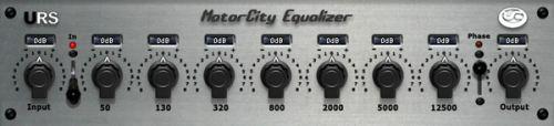 MotorCity Equalizer