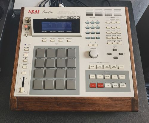 MPC3000 From Mars