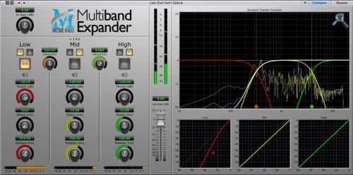 MH Multiband Expander