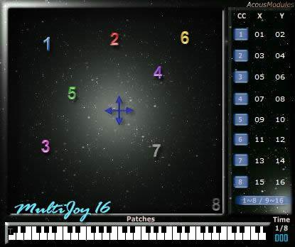 MultiJoy 16
