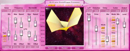 MultiLens SoundScape Processor