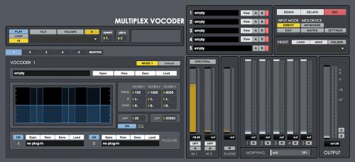 Multiplex Vocoder 2
