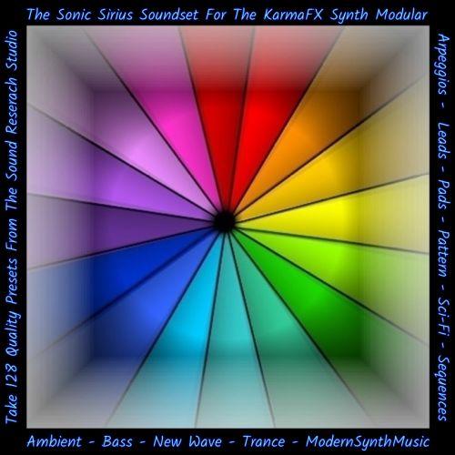 The Sonic Sirius Soundset