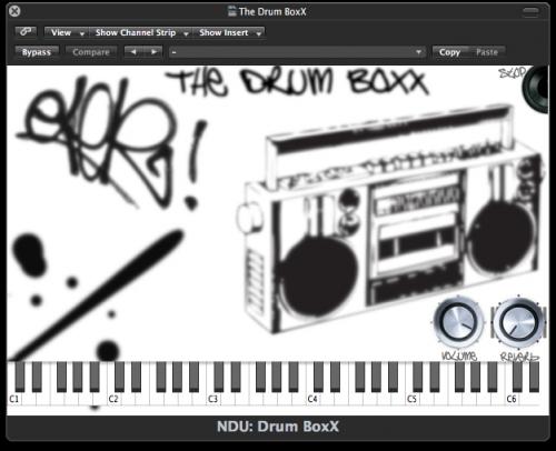 Nova Drum Unit: The Drum BoxX