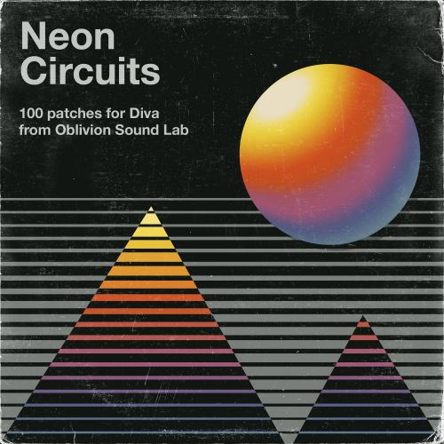 Neon Circuits - Soundset for Diva