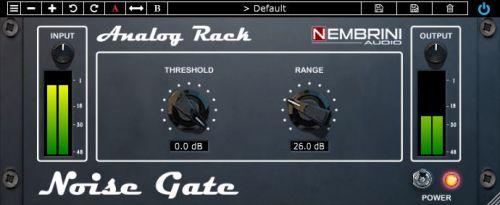 NA Analog Rack Noise Gate