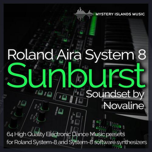 Roland System-8 Sunburst Soundset
