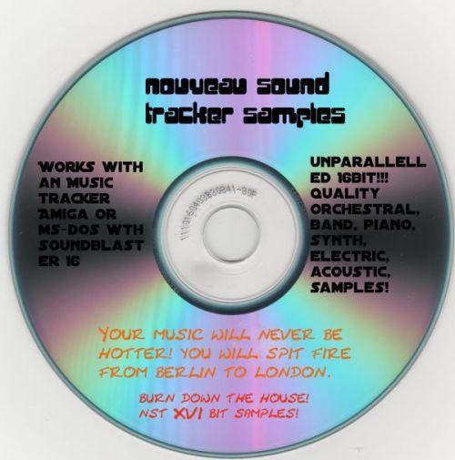 Nouveau Sound Tracker Samples