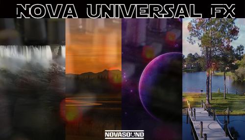 Nova Universal FX 2015