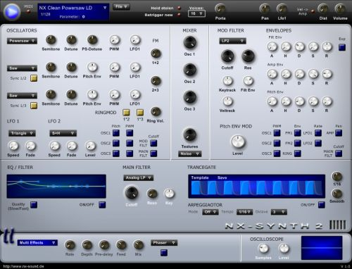 nX-Synth 2