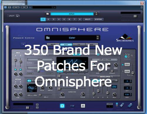 Omnisphere Patches