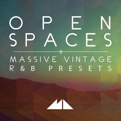 Open Spaces: Massive Vintage R&B Presets