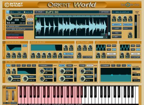 Orient World