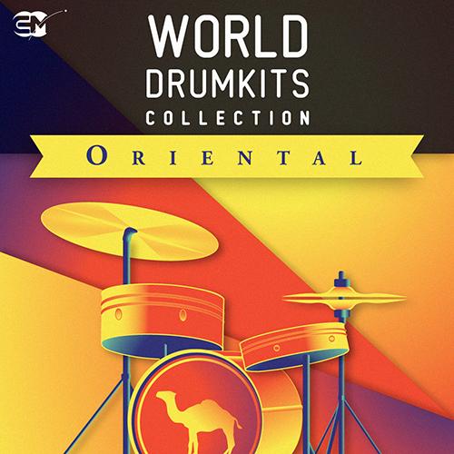 Oriental - World Drumkits