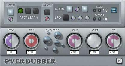 OverDubber