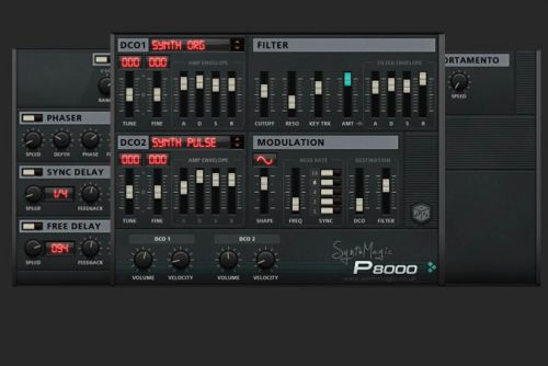P8000 Poly800 and DW8000 library Pre-Order.