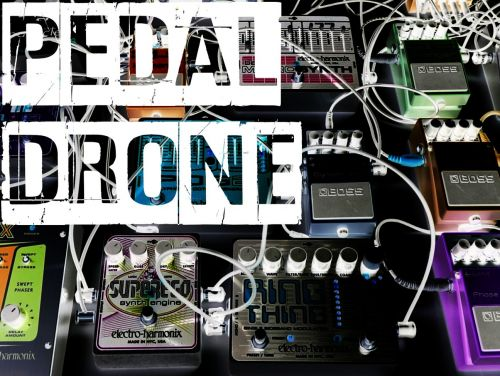 pedal drone sample pack
