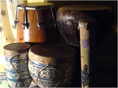 Ethnic Percussion