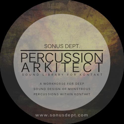 Percussion Arkitect