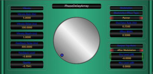 PhaseDelayArray
