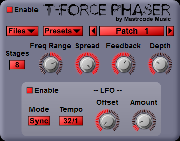T-Force Phaser