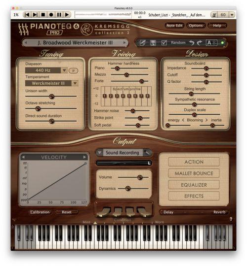 Kremsegg Historical Piano Collection 1