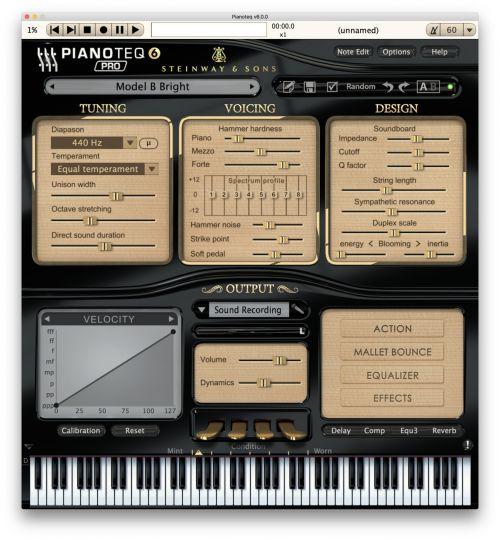 SteinwayModelB Grand Piano