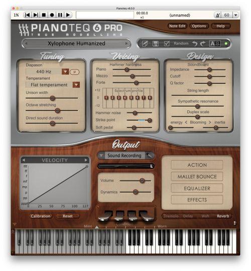 XylophoneandBass Marimba