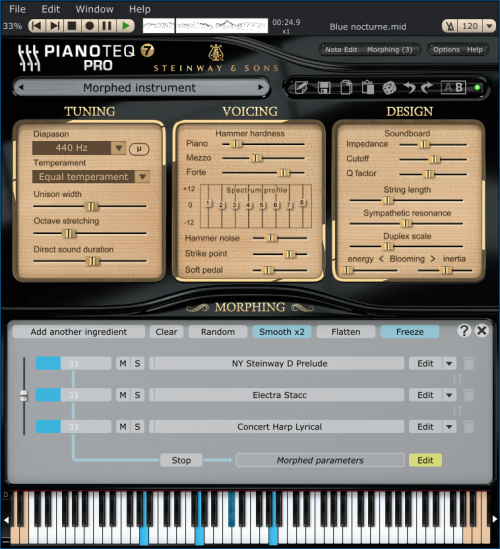 Pianoteq Pro 7