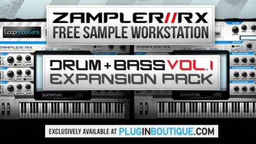 Drum & Bass V1: Zampler Expansion 01