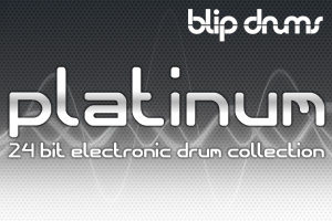 Platinum Electronic Drum Sample Collection