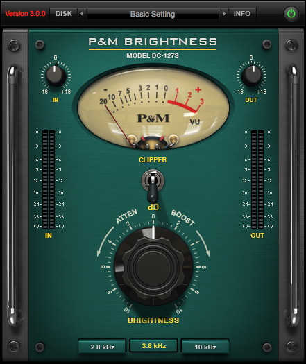 P&M BRIGHTNESS