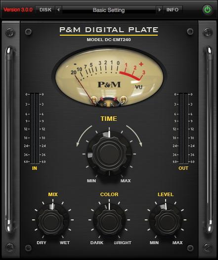 P&M DIGITAL PLATE