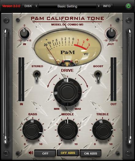 P&M CALIFORNIA TONE