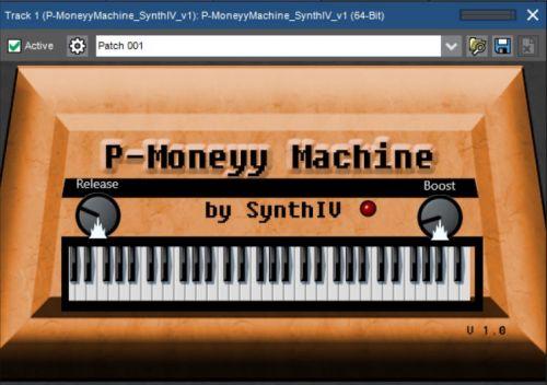 P-Moneyy Machine